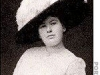 lucille-frank-wife-of-leo-big-hat-feather