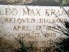 leo-max-frank-tombstone