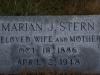 marian-j-stern-mount-carmel-cemetery